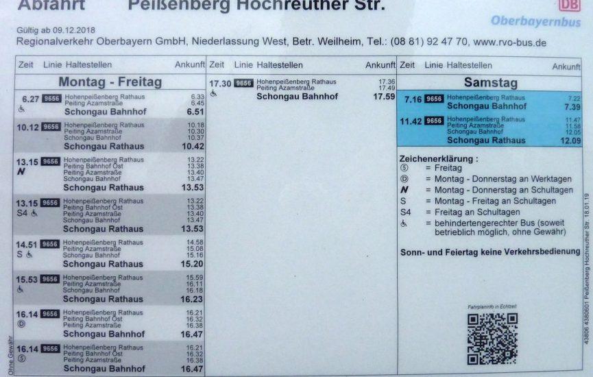 Pbg. Hochreuther Str., Ri. SOG