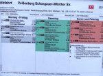 Pbg. Schongauer-/Wörther-Str., Ri. SOG/Füssen, Mo.-Fr. Teil 2, Sa./So.