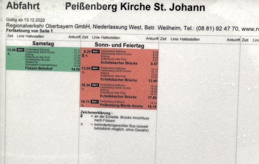 Pbg., Kirche St. Johann, Richtung SOG, Sa. Teil 2, So.